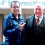 Paco Bazan with Richard Bandler